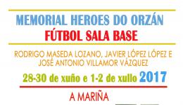 Memorial Heroes do Orzán 2017-A Mariña